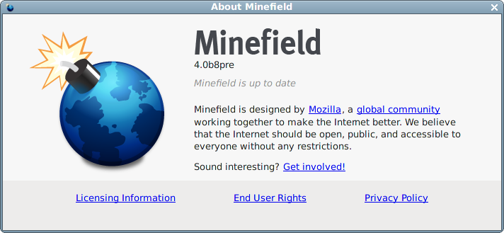 About Minefield