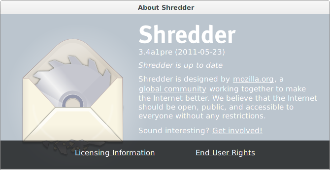 About Shredder