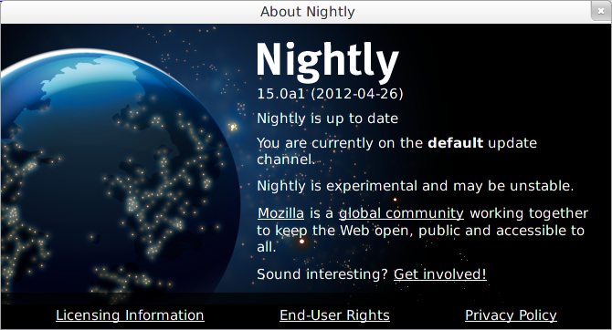 About Nightly